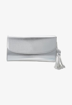 TALY BAGUETTE - Clutch - silver