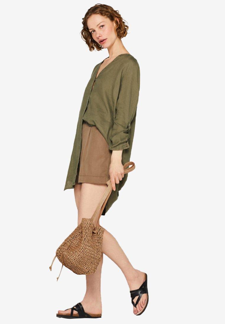 Esprit - Handbag - camel