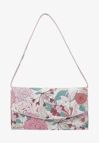 Esprit - TATE BAGUETTE - Handbag - blush - 5