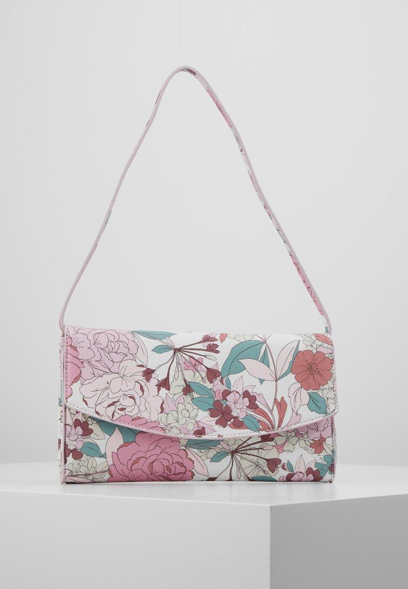 Esprit - TATE BAGUETTE - Handbag - blush