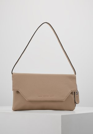 Clutch - light taupe