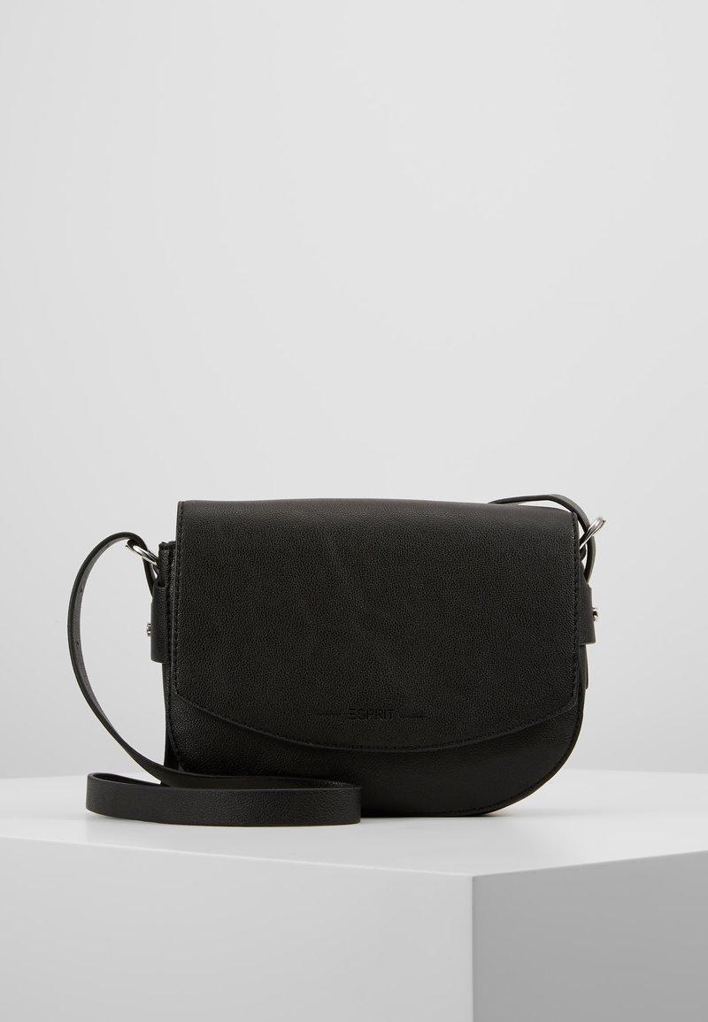Esprit - TERRY - Across body bag - black