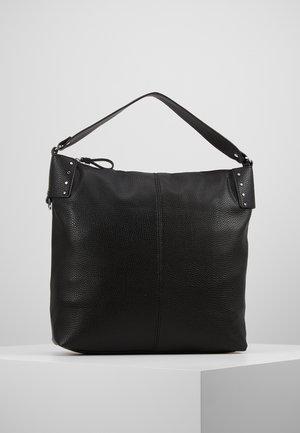 TAIA HOBO - Torba na zakupy - black