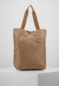 Esprit - CLEO - Borsa a mano - beige - 0