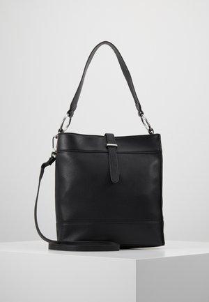 NIA HOBO - Handbag - black