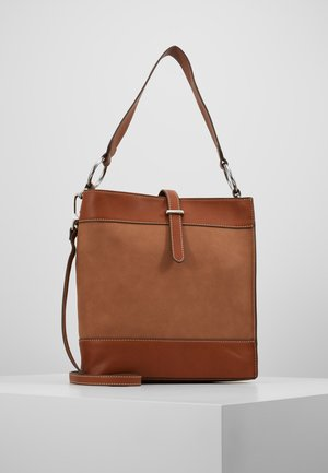 NIA - Käsilaukku - rust brown