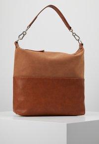 Esprit - VIVIEN HOBO - Handtasche - rust brown - 2
