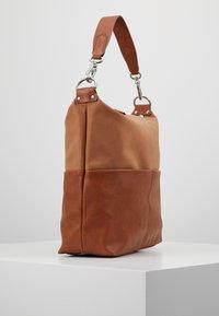 Esprit - VIVIEN HOBO - Handtasche - rust brown - 3