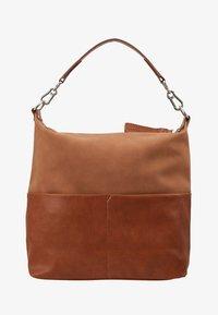 Esprit - VIVIEN HOBO - Handtasche - rust brown - 5
