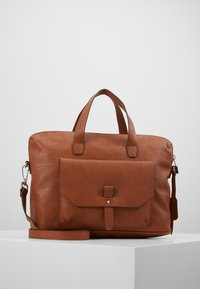 Esprit - ISA WORKING BAG - Handtas - rust brown - 0
