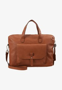 Esprit - ISA WORKING BAG - Handtas - rust brown - 6