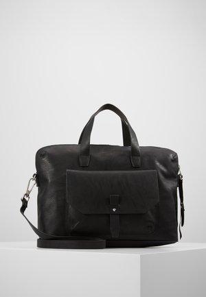 ISA WORKING BAG - Håndtasker - black