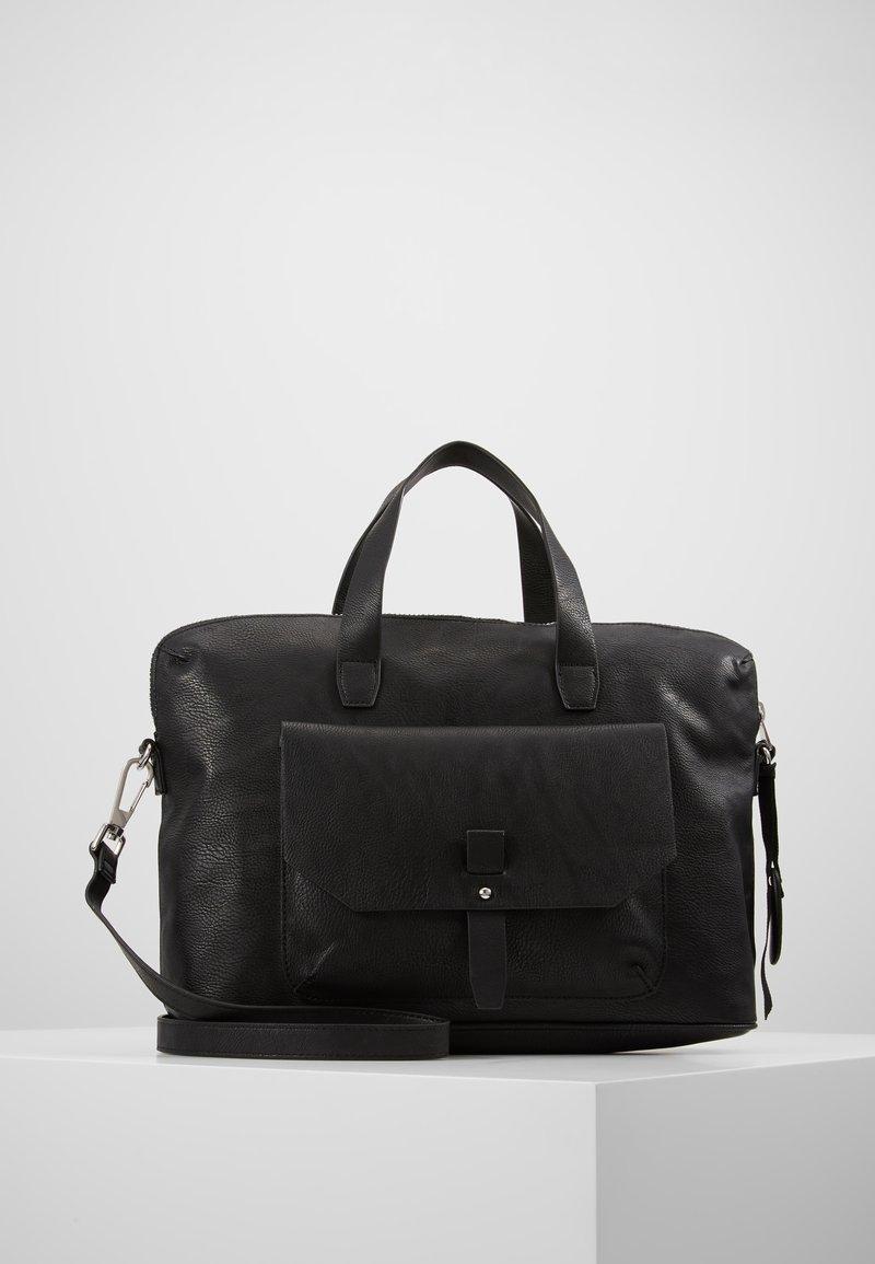 Esprit - ISA WORKING BAG - Handtasche - black
