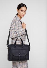 Esprit - ISA WORKING BAG - Notebooktasche - black - 1