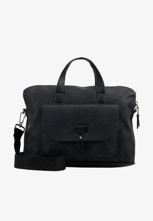 ISA WORKING BAG - Torba na laptopa - black