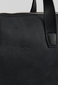 Esprit - ISA WORKING BAG - Notebooktasche - black - 6