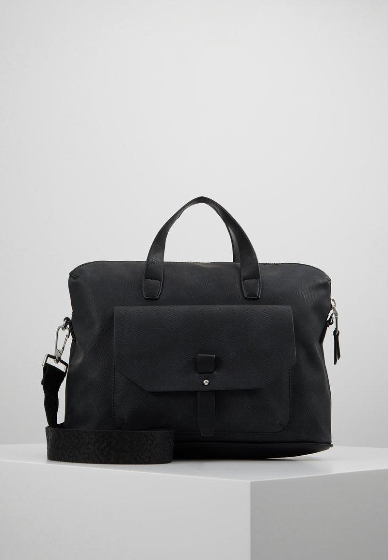 Esprit - ISA WORKING BAG - Notebooktasche - black