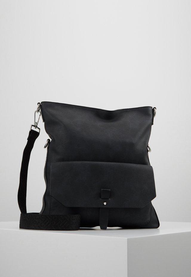 ISA - Velká kabelka - black