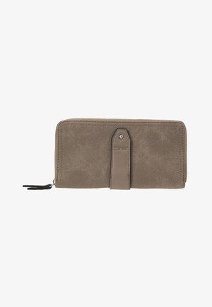 ISACAS ZIP - Wallet - taupe