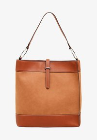 Esprit - HOBO  - Handtasche - rust brown - 1