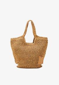 Esprit - DIDO SHOPPER - Shopping Bag - camel - 1