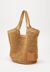 Esprit - DIDO SHOPPER - Tote bag - camel - 5