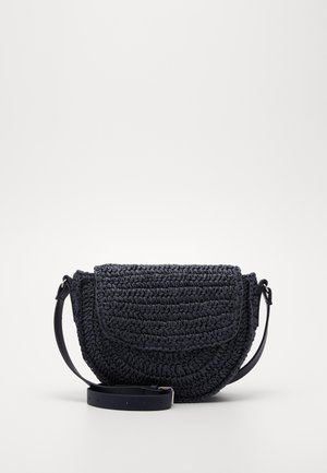 DEIRA SHOULDERBAG - Across body bag - navy