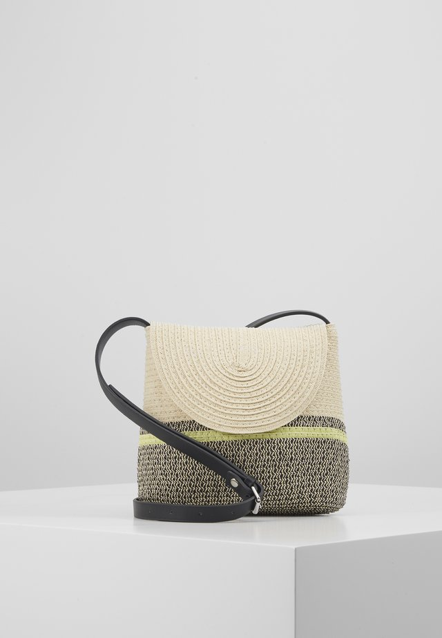 DAVINA SHOULDERBAG - Sac bandoulière - cream beige