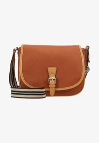 Esprit - Skulderveske - rust brown - 5