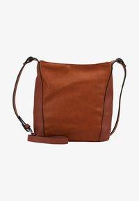 Esprit - CARLY - Umhängetasche - rust brown - 5