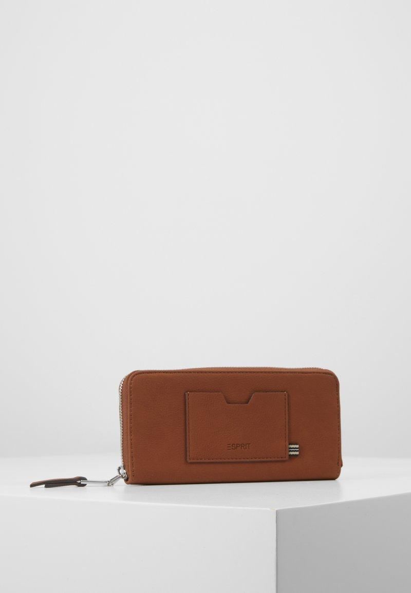 Esprit - CORY - Geldbörse - rust brown