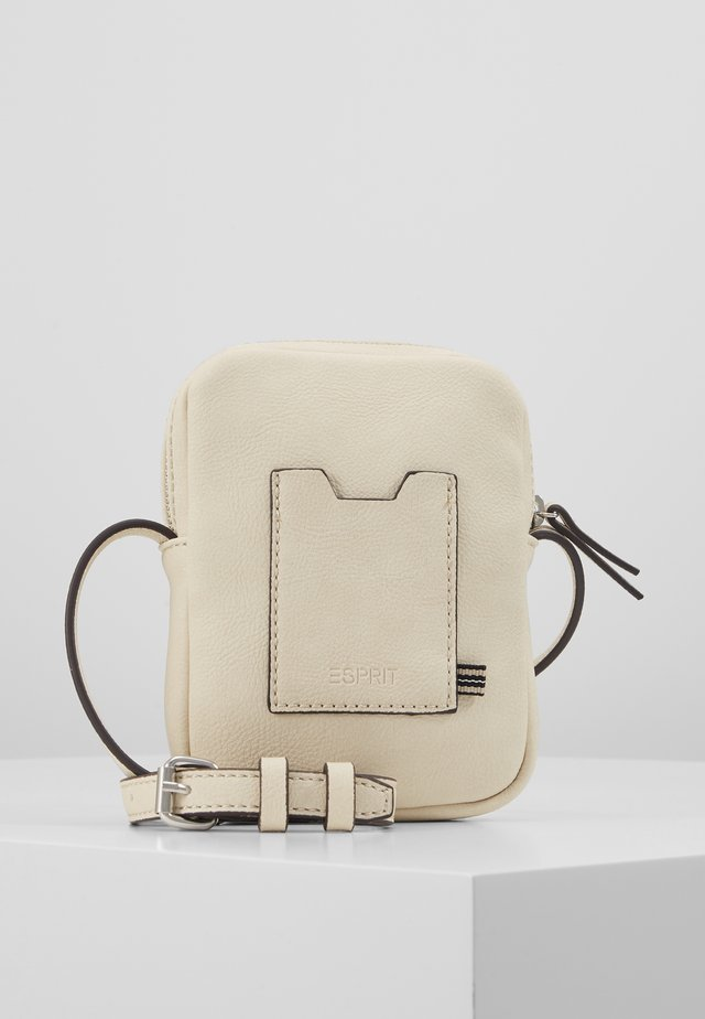 CORY PHONEBAG - Sac bandoulière - cream beige