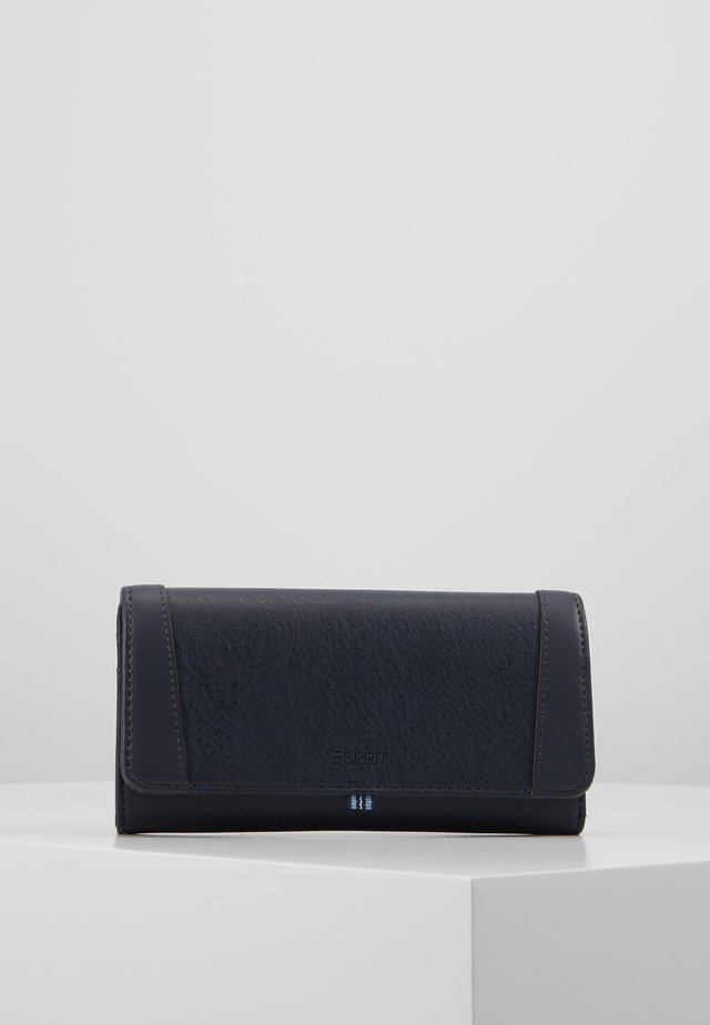 CARLY - Wallet - navy