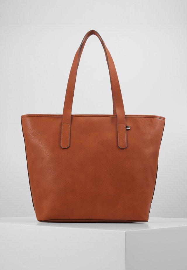 Käsilaukku - rust brown