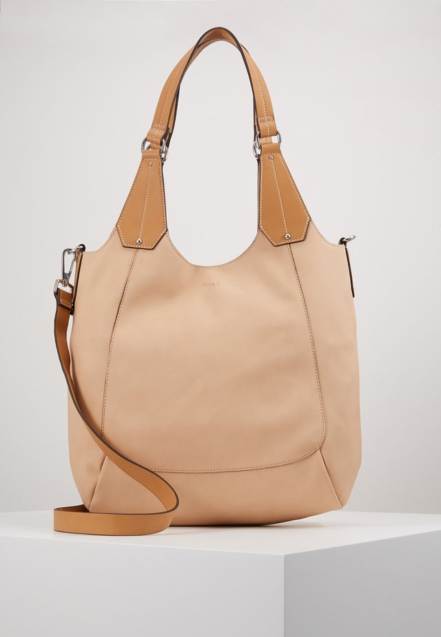 SHOPPER - Torba na zakupy - peach