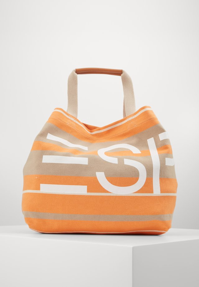 CASSIETO - Shopping bag - orange