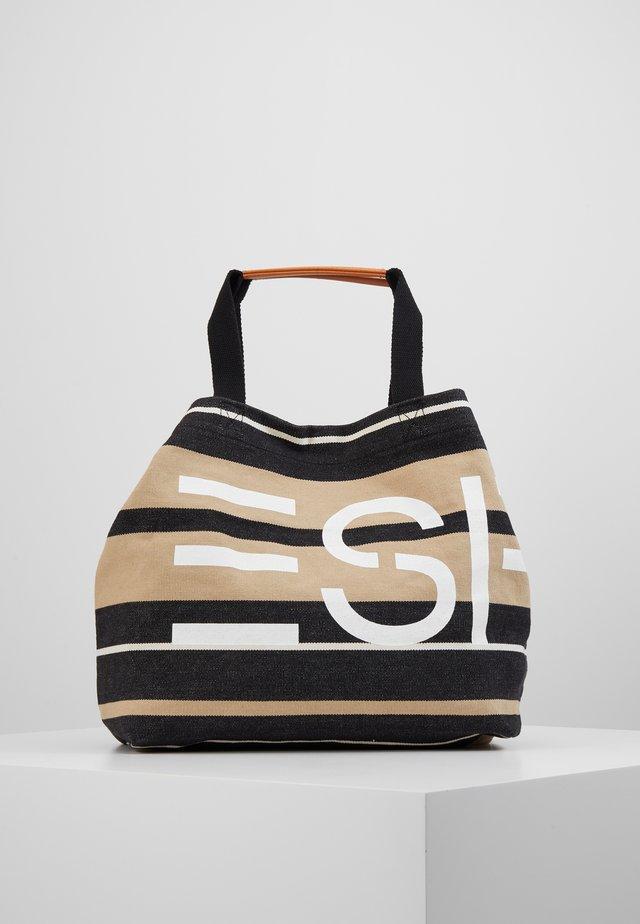 CASSIETO - Shopping Bag - black