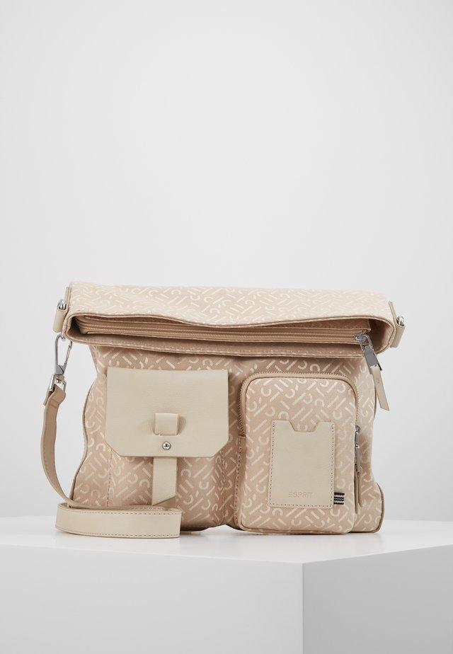 COY - Handtasche - beige