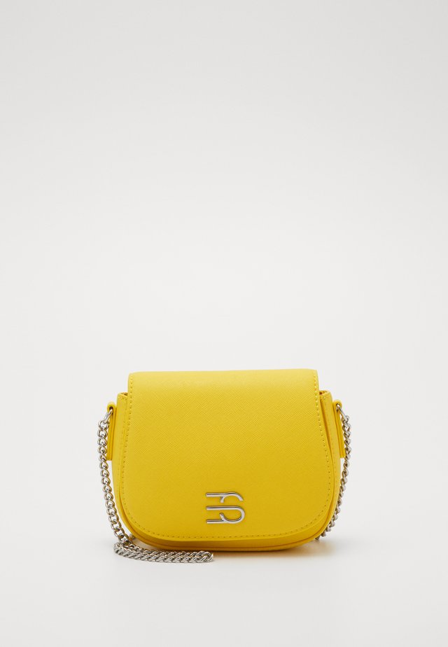 DANIELLESB - Sac bandoulière - yellow