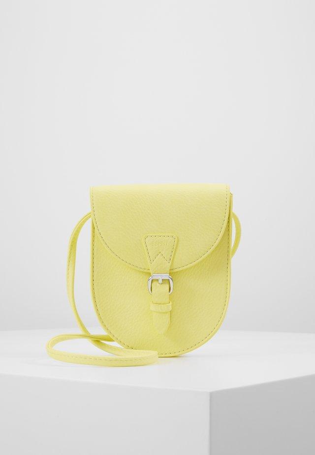 DINA - Bandolera - light yellow