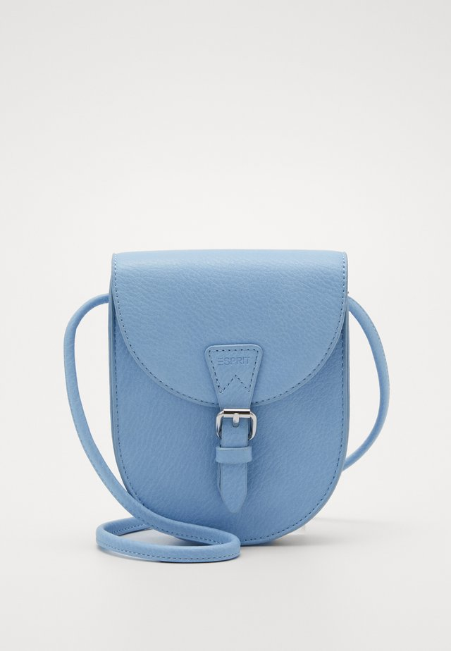 DINA - Schoudertas - light blue