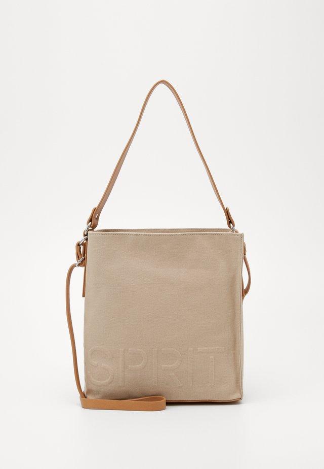 DREW - Handtasche - beige