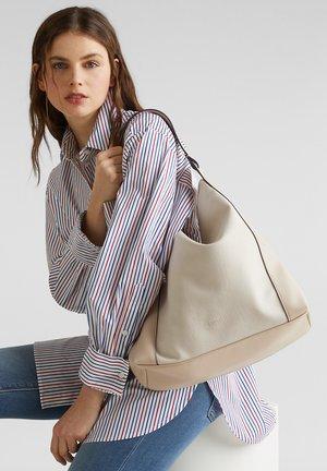 Shopping Bag - cream beige