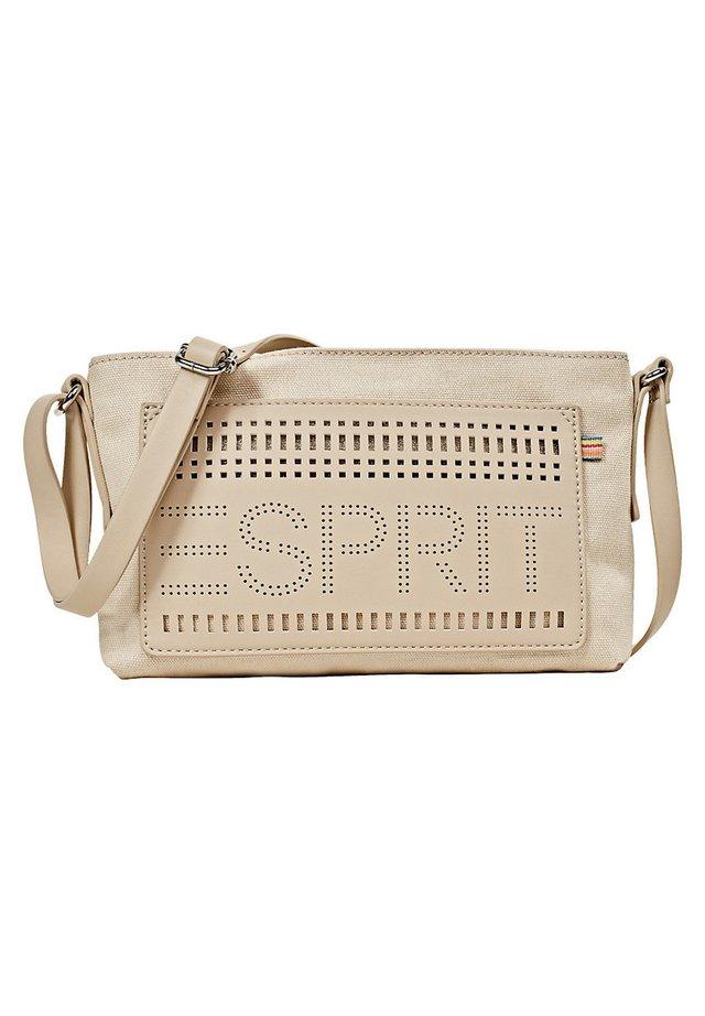 SMALL SHOULDER BAG - Umhängetasche - light beige