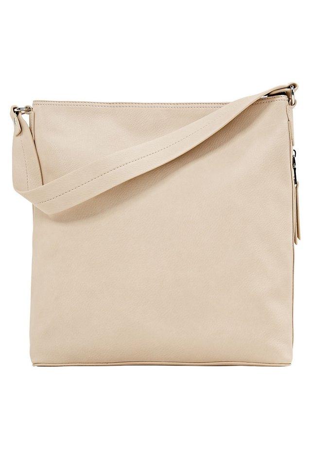 HOBO - Shopping Bag - beige