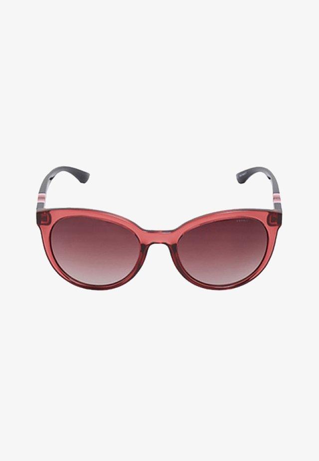 MIT STREIFEN-DETAIL - Zonnebril - light pink