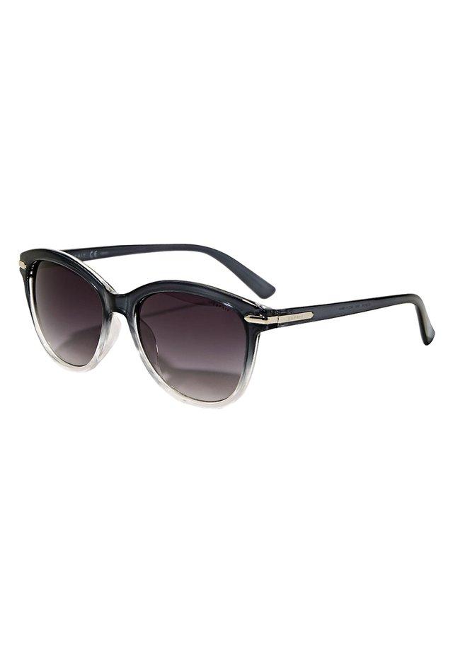 SONNENBRILLE MIT FARBVERLAUF - Sunglasses - blue