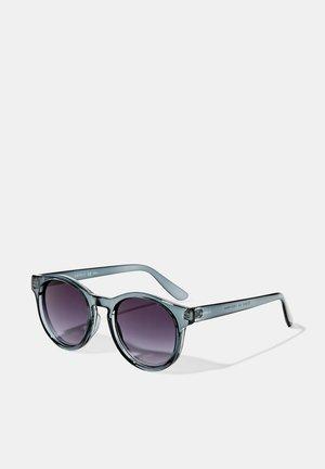 SONNENBRILLE MIT RUNDEN GLÄSERN - Sunglasses - blue