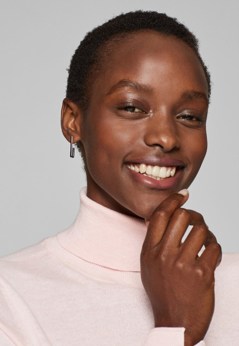 Esprit - FASHION - Earrings - silver-coloured