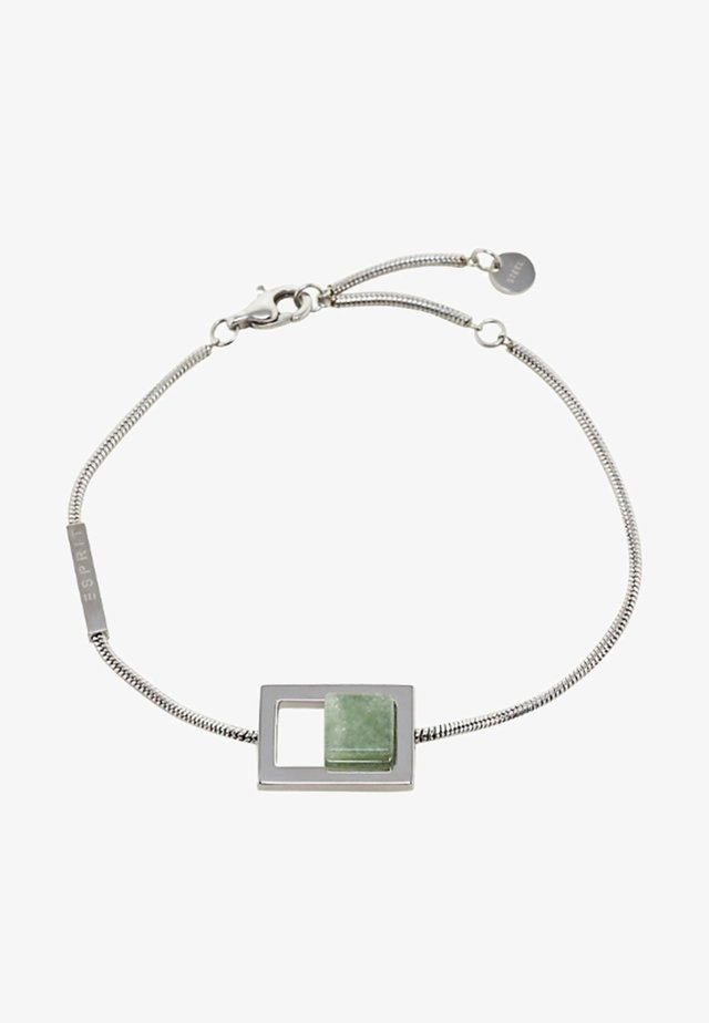 IN JADE-OPTIK - Armband - bi-coloured